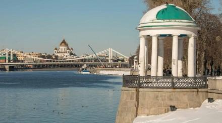 Онлайн-программа парков Москвы: 31 марта — 5 апреля