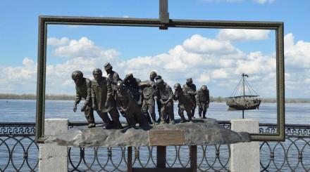 6 необычных памятников Самары: выбор ParkSeason