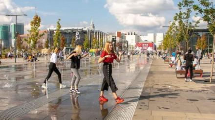 Выходные в Москве: афиша на 14-15 сентября