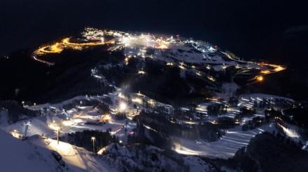Где кататься в Сочи: 3 лучших горнолыжных курорта