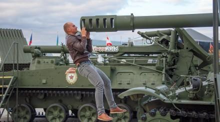 Фото: Форум «Армия-2016» в парке «Патриот»