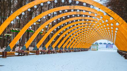 Чем заняться в январе в парке «Сокольники»: 7 идей Parkseason