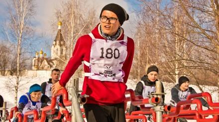 Как прошла «Гонка Героев» в Митинском парке: фоторепортаж ParkSeason