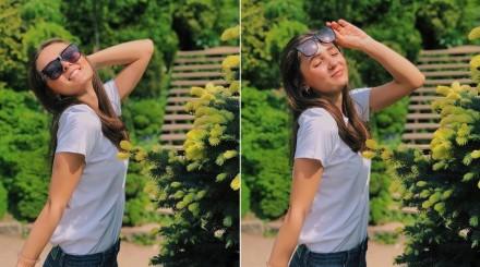 Инстаграм-репортаж: что фотографировали москвичи в парках на этих выходных