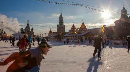 15 катков в Москве: выбор ParkSeason