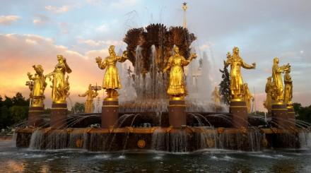 Самые красивые фонтаны Москвы: фотообзор ParkSeason
