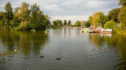 Чем заняться в Парке Горького осенью: 5 идей ParkSeason
