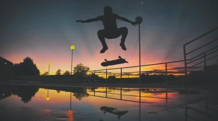 5 современных скейт-площадок в парках Москвы