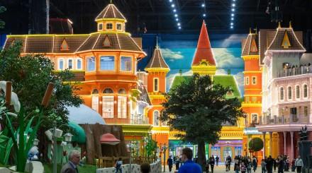 Как устроен крупнейший в Европе парк аттракционов «Остров Мечты»