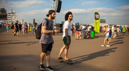 Сигвей, гироскутер или веломобиль: на чем кататься в парках этим летом