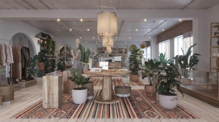 Новое: пространство Home&Vintage на Даниловском рынке