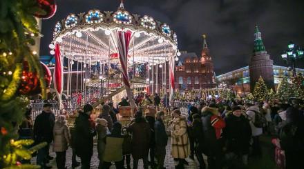 Выходные в Москве: афиша 7-8 декабря