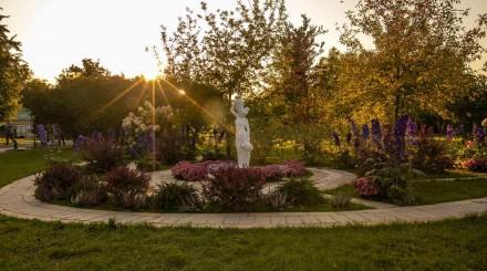 Фестиваль исторических садов в «Царицыне»: фото