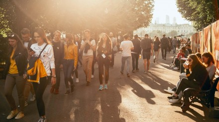 Выходные в Москве: афиша 22-23 августа