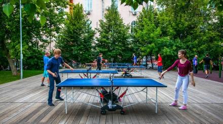 Футбол, вейкборд и йога: в каких парках можно заняться вашим любимым видом спорта