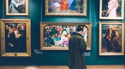 Осень в музее: подборка выставок ParkSeason