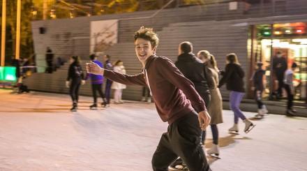 Где кататься на коньках в Калининграде: гид ParkSeason