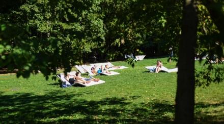 «В парк с детьми»: обзор Нескучного сада