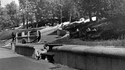Архивные фото парков Москвы: подборка ParkSeason