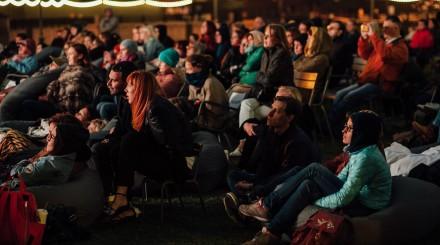 Кино на свежем воздухе: что смотреть в «Новой Голландии» этим летом