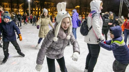 Открытие зимнего сезона в парках: полная программа
