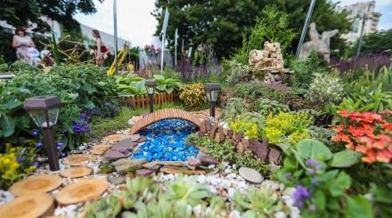 Какие летние сады появятся в Москве в этом году?