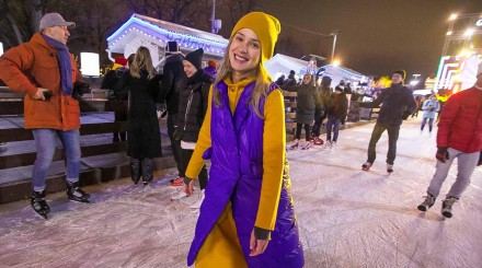 На катки Москвы — бесплатно: программа «Ночи на катке-2019»