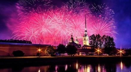 День города: как отметят 315-летие Санкт-Петербурга