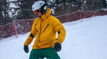 Рассекая снежный холм: как и где москвичи катаются на сноубордах