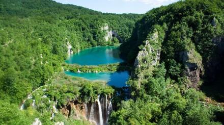 Лучшие парки мира: Плитвицкие озера, Хорватия