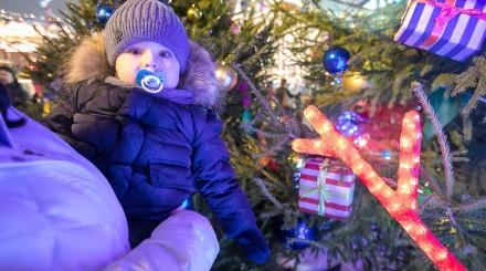 Куда пойти с детьми в декабре: 10 мероприятий от ParkSeason