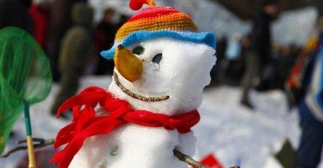 Фестиваль снеговиков