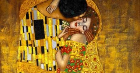 Выставка репродукций художников-модернистов «Золотой поцелуй»