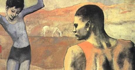 Выставка Пабло Пикассо в Музее изобразительных искусств