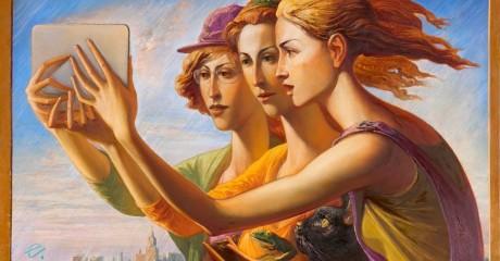 Выставка«Прощание с молодостью»