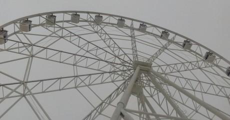 Поездки на колесе обозрения