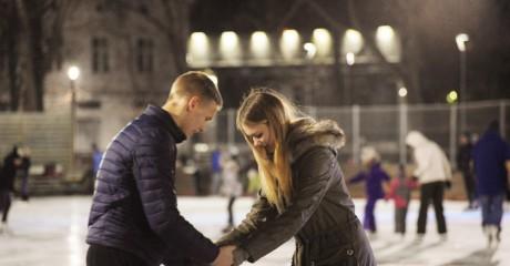 Открытие зимнего сезона в парках Москвы