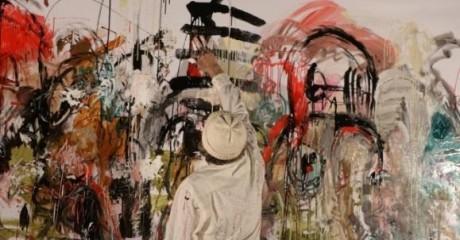Выставка работ молодых художников Арт-мастерская