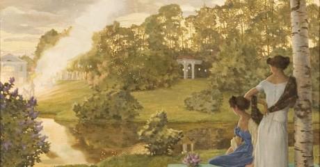 Выставка коллекции Исаака Бродского