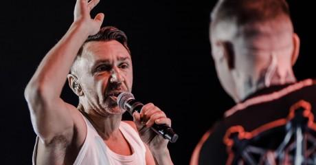 Концерт группировки «Ленинград» в Казани