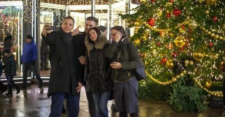 Бесплатные концерты в «Зарядье»: «Путешествие в Рождество»