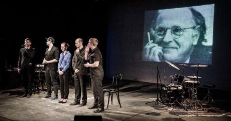 Гастроли петербургского театра Vertumn