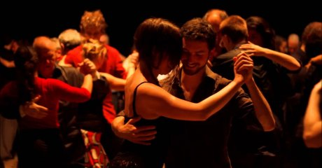 Вечера аргентинского танца