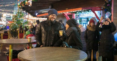Ярмарка Esentai Winter Fair