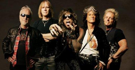 Концерт Aerosmith