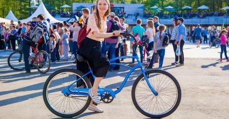 Марафон скидок на прокат велосипедов в «Сокольниках»