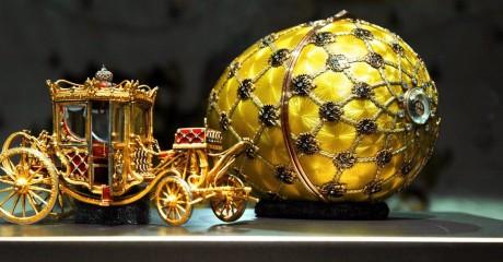 Выставка «Ювелирное мастерство. Традиции и современность» в Новом Манеже