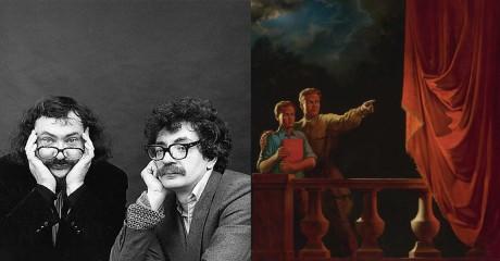 Выставка Komar & Melamid в Московском музее современного искусства
