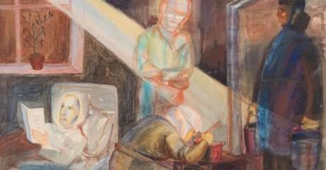 «Эхо экспрессионизма. Искусство Ленинграда середины – второй половины XX века» в Русском музее