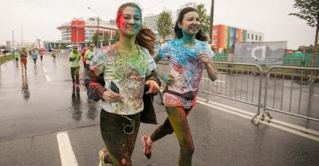 Регистрация на Московский марафон